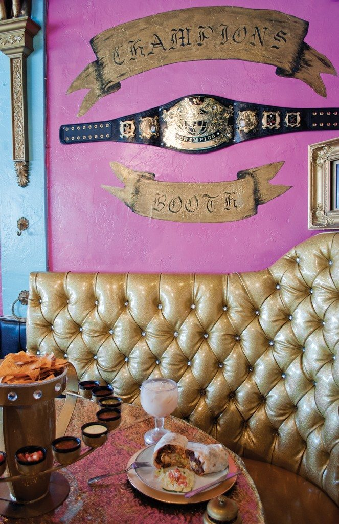 lucha1 restaurants celebrities rave about