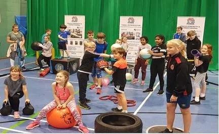 Children fitness in Chelmsford