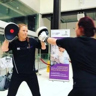 Boxing fitness in Coatbridge