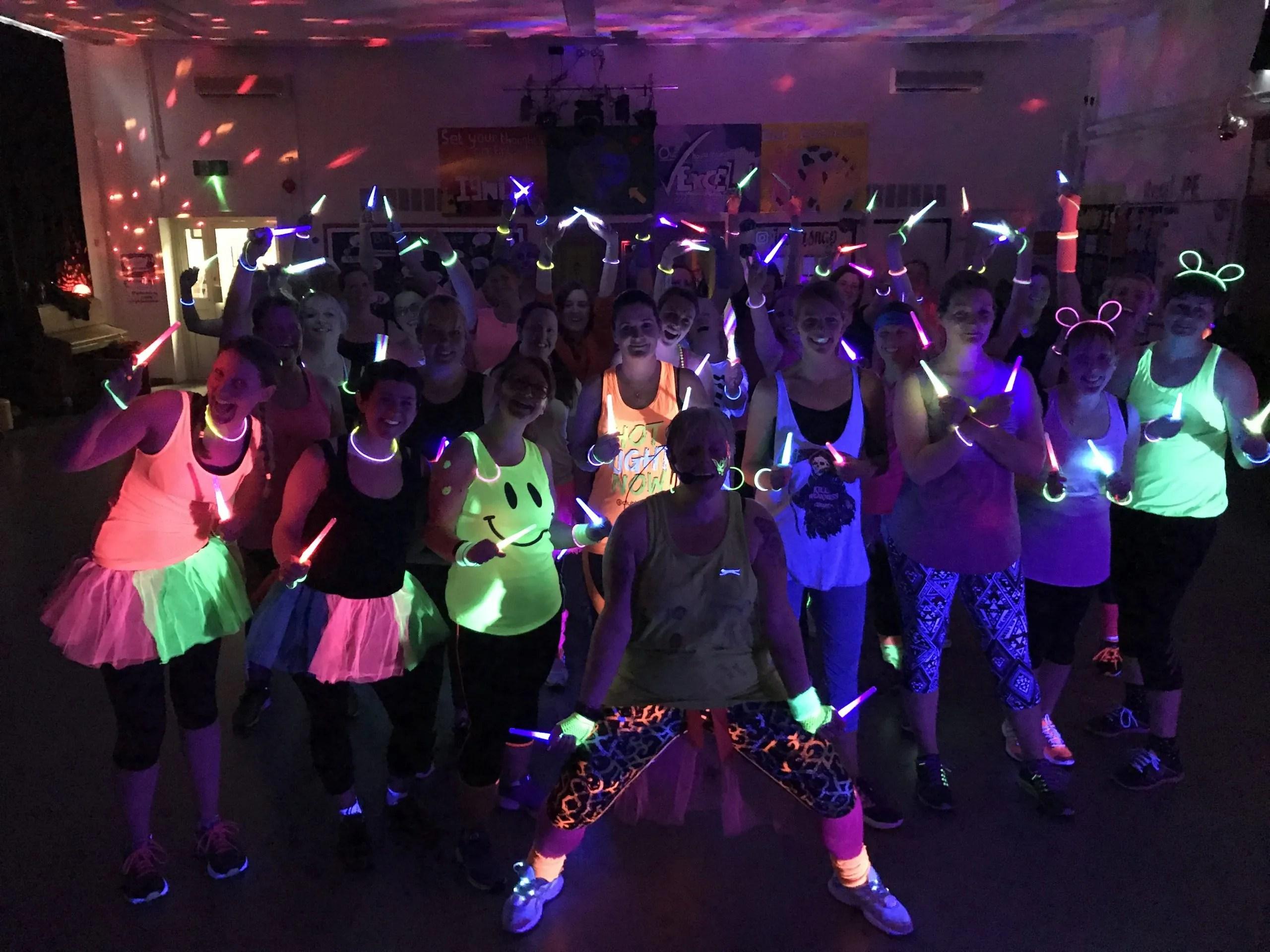 Dance fitness classes in Northampton