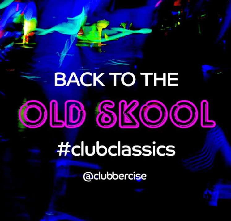 Clubbercise fitness classes online