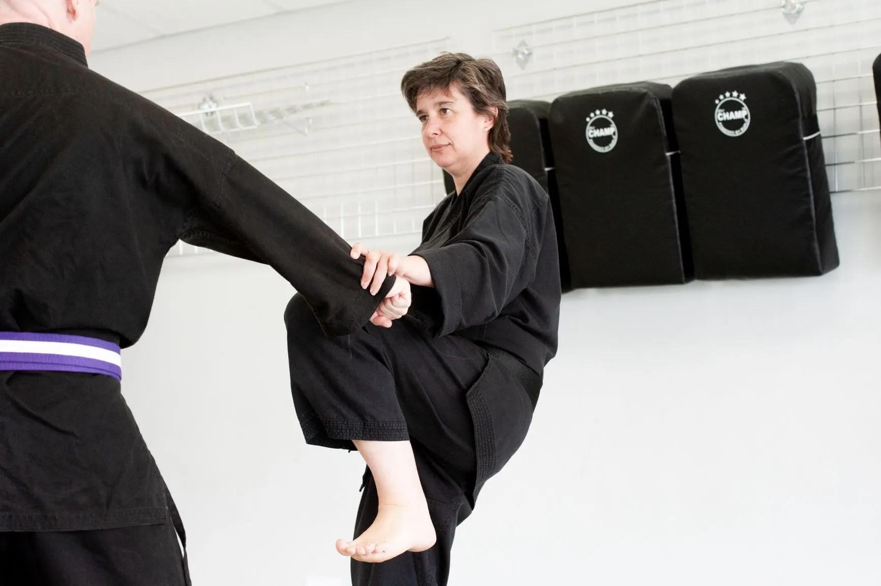 Martial arts classes in Cheltenham