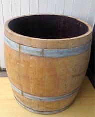 oak pot