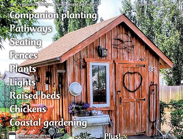 Canada's Local Gardener Magazine Gardening magazine in Canada