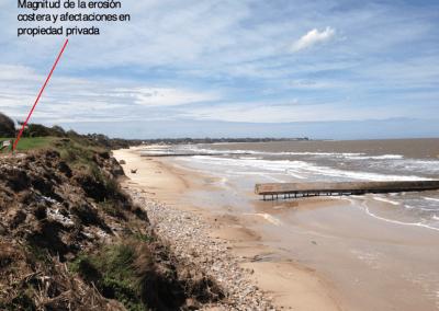 Implementando medidas piloto de adaptación al cambio climático en Zonas Costeras de Uruguay