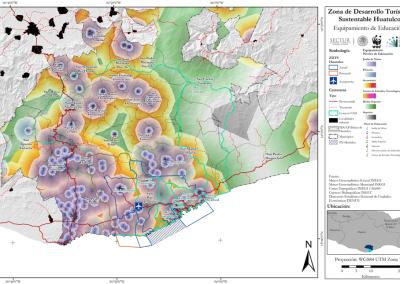 Elaboración de propuesta y expediente de la Zona de Desarrollo Turístico Sustentable de Huatulco