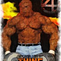 F4 Concept: Ben J Grimm AKA 'the Thing'
