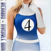 Blast from the Past: Invisible Woman