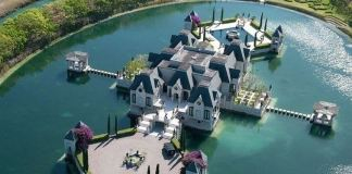 10 Stunning and insane celebrity homes