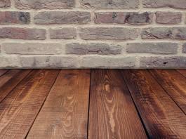 Slate Flooring and Solid Wood Flooring