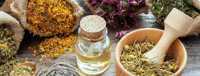 Custom Herbal Blends