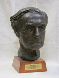 Bust of Lord Methuen (president of the RWA 1939-1971)