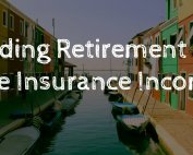 using life insurance for retirement