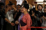 Dawn of a new era in Myanmar as Aung San Suu Kyi's party takes over - 3