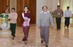 Dawn of a new era in Myanmar as Aung San Suu Kyi's party takes over - 17