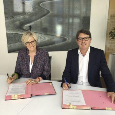 Accord de coopération KPMG - LOCALNOVA