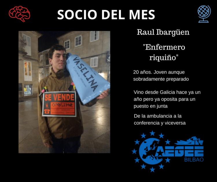 SOCIO DEL MES-Marzo 2018