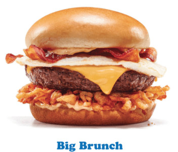 iHob Big Brunch Burger