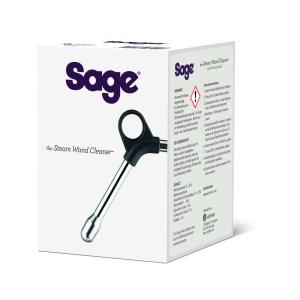 Sage steam wand cleaner