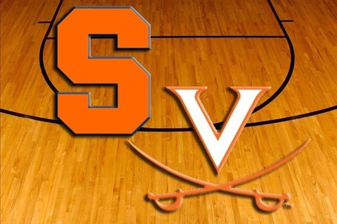 Syracuse University Orange - Virginia Cavaliers_7463554614782804746