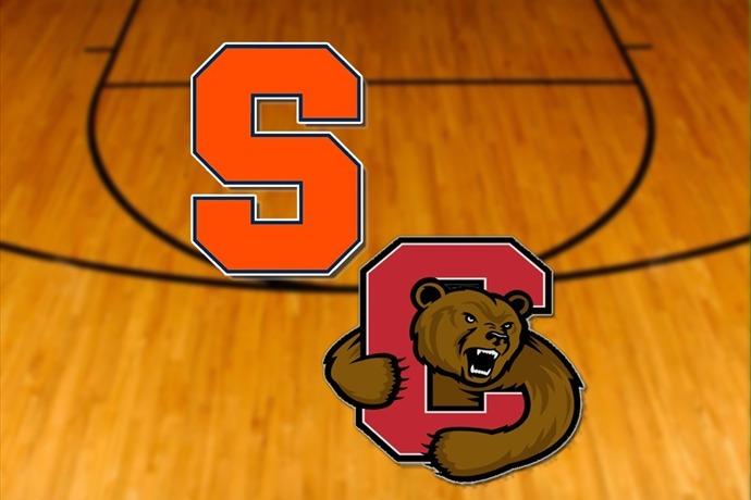 Syracuse - Cornell Basketball_-4775338914791338646