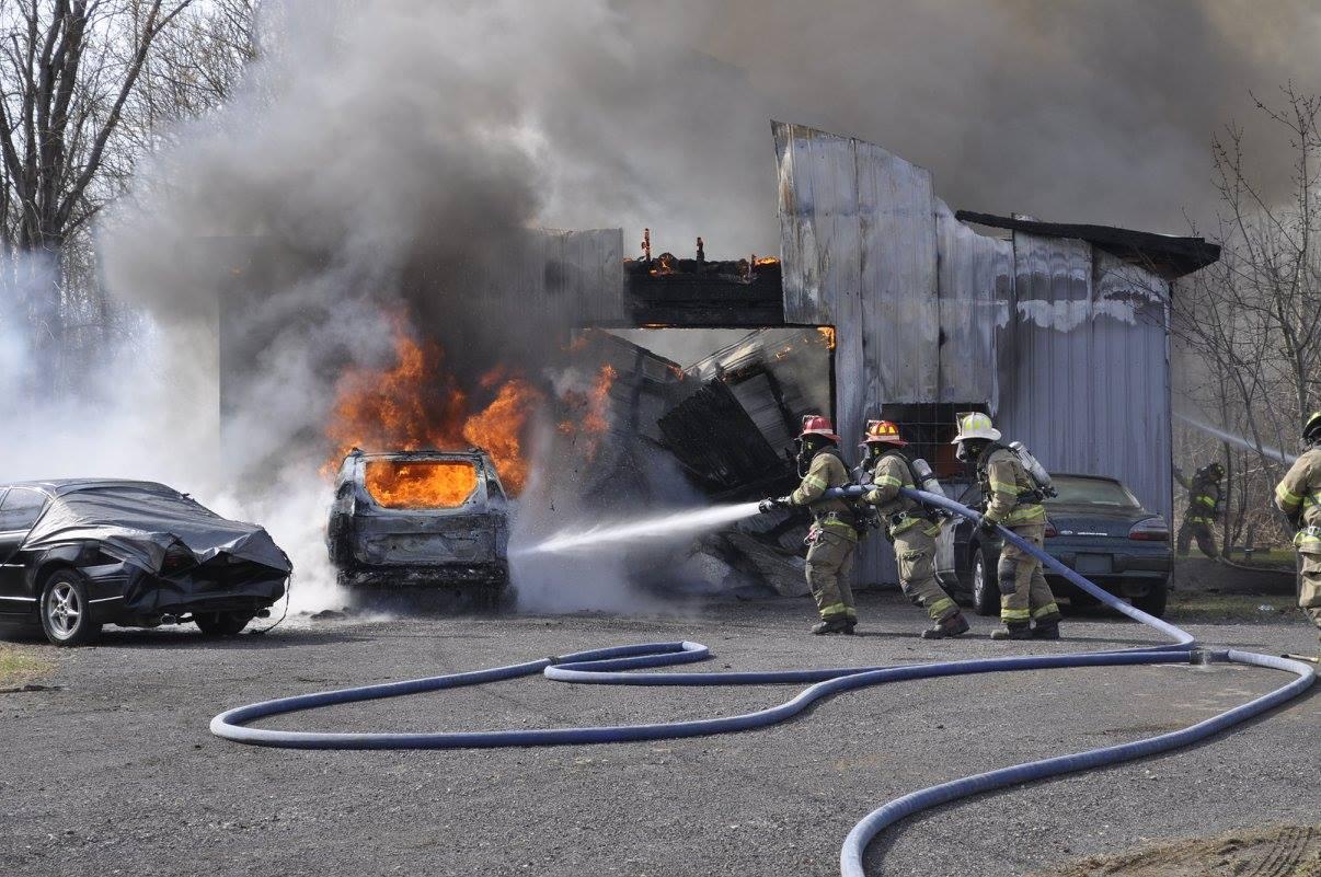 Volney Fire