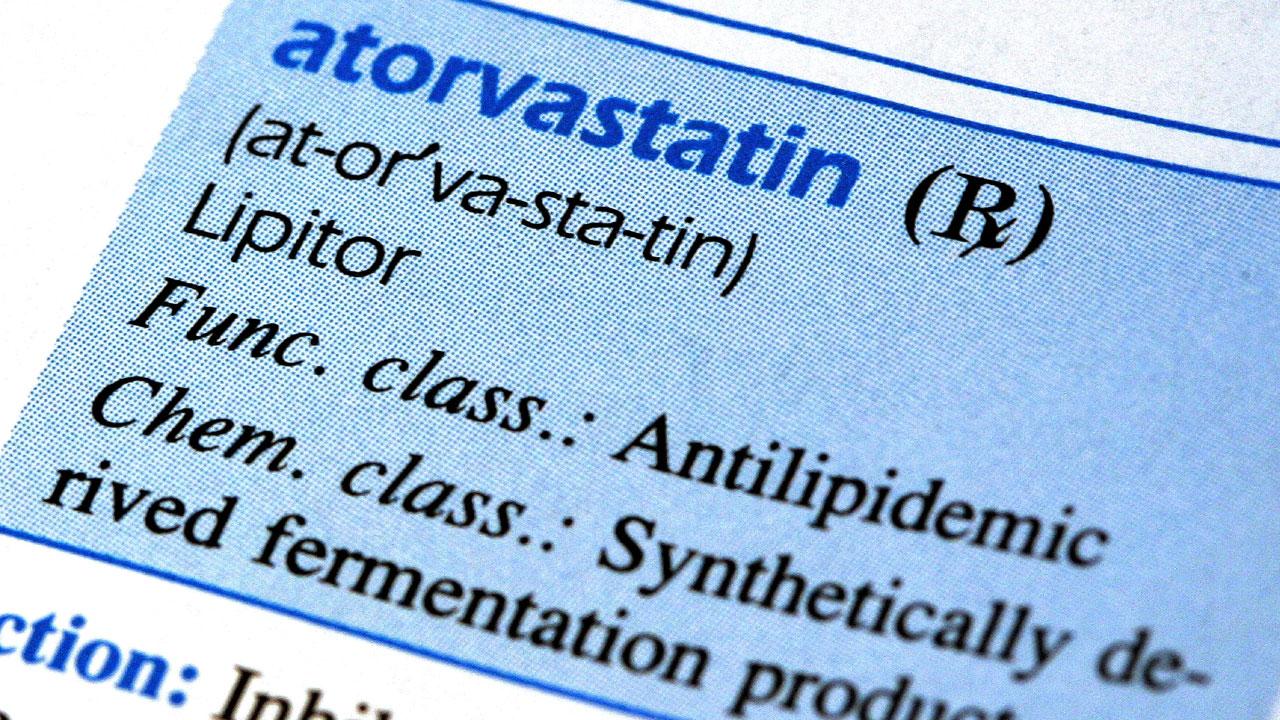 atorvastatin, Lipitor medicine information85810564-159532