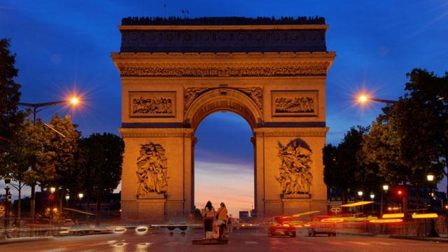 Arc de Triomphe Paris_2645823438088518-159532
