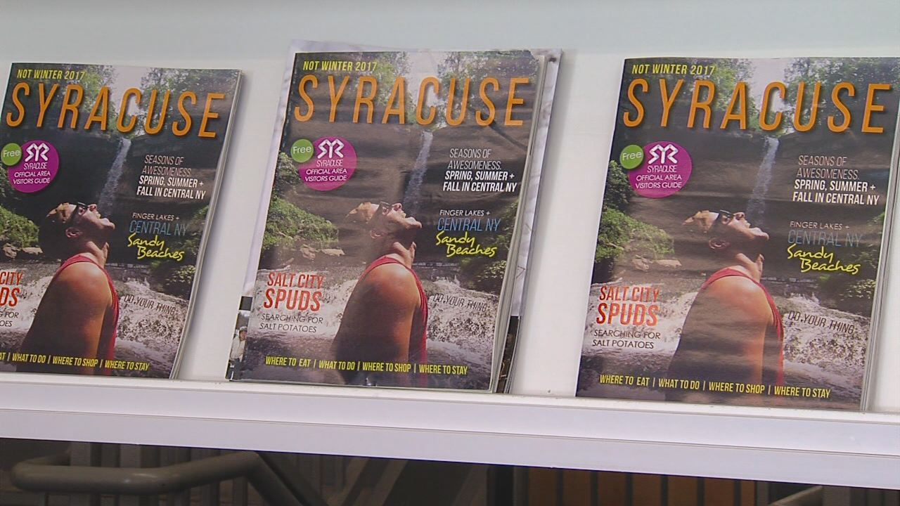 Visit Syracuse magazine