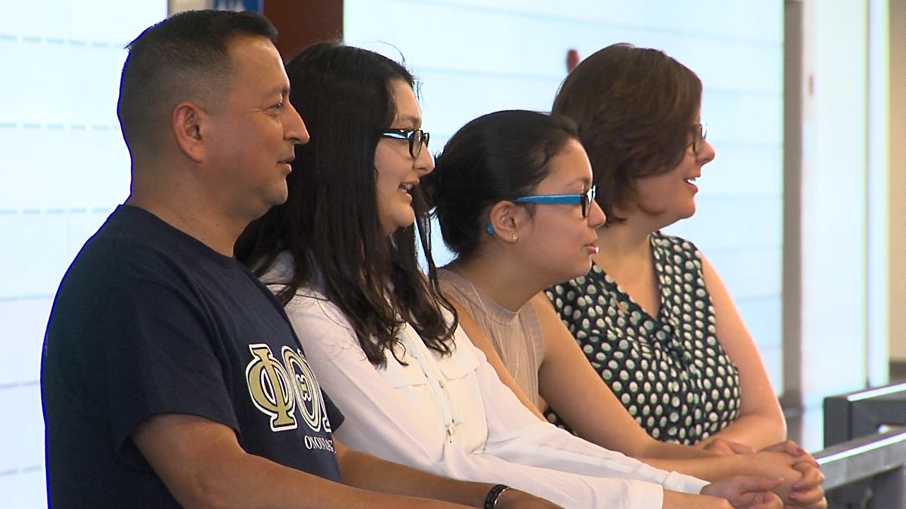 Carlos Prillwitz and family