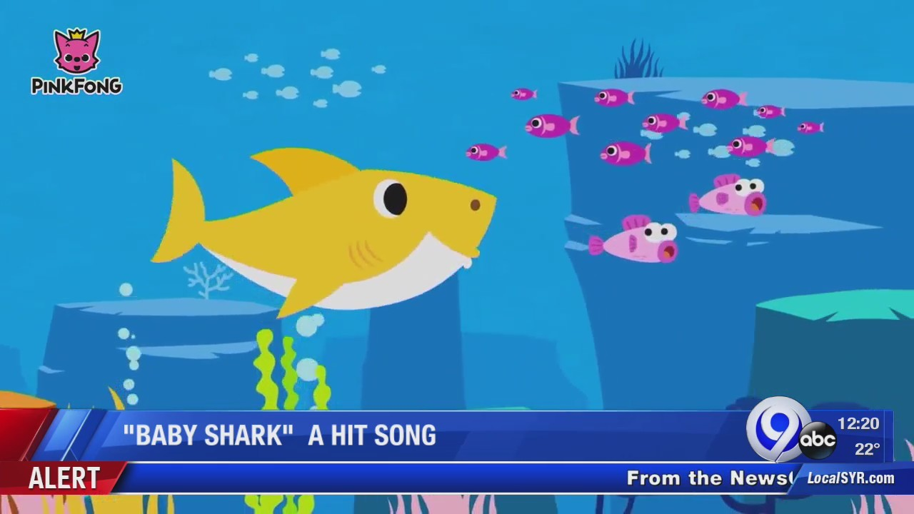 'Baby Shark' on Billboard Charts