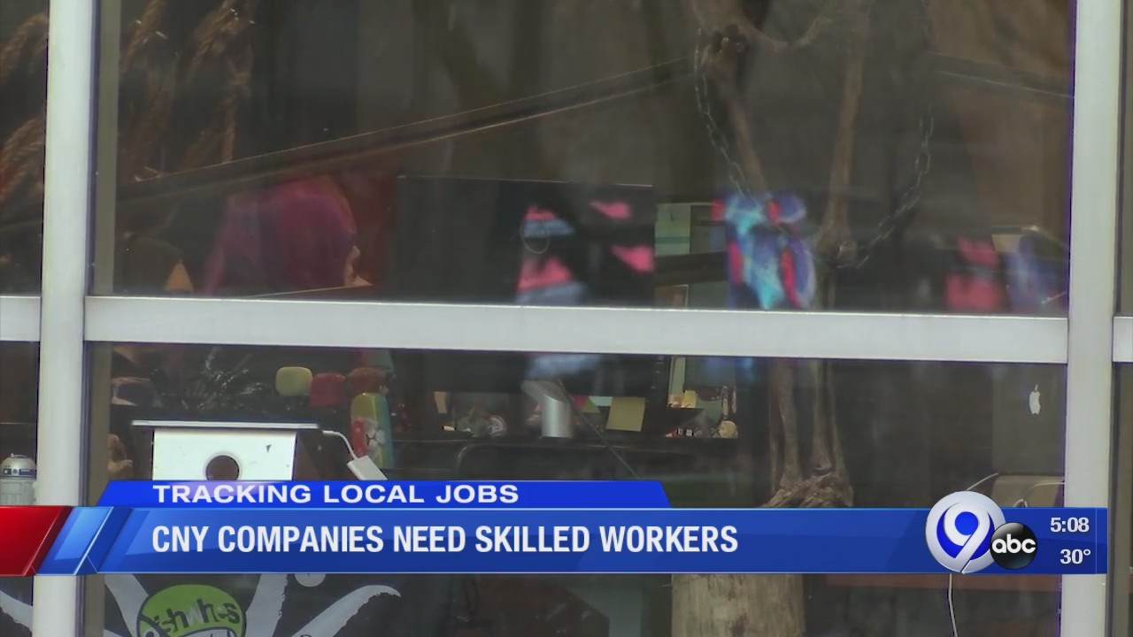 CNY companies need skilled workers