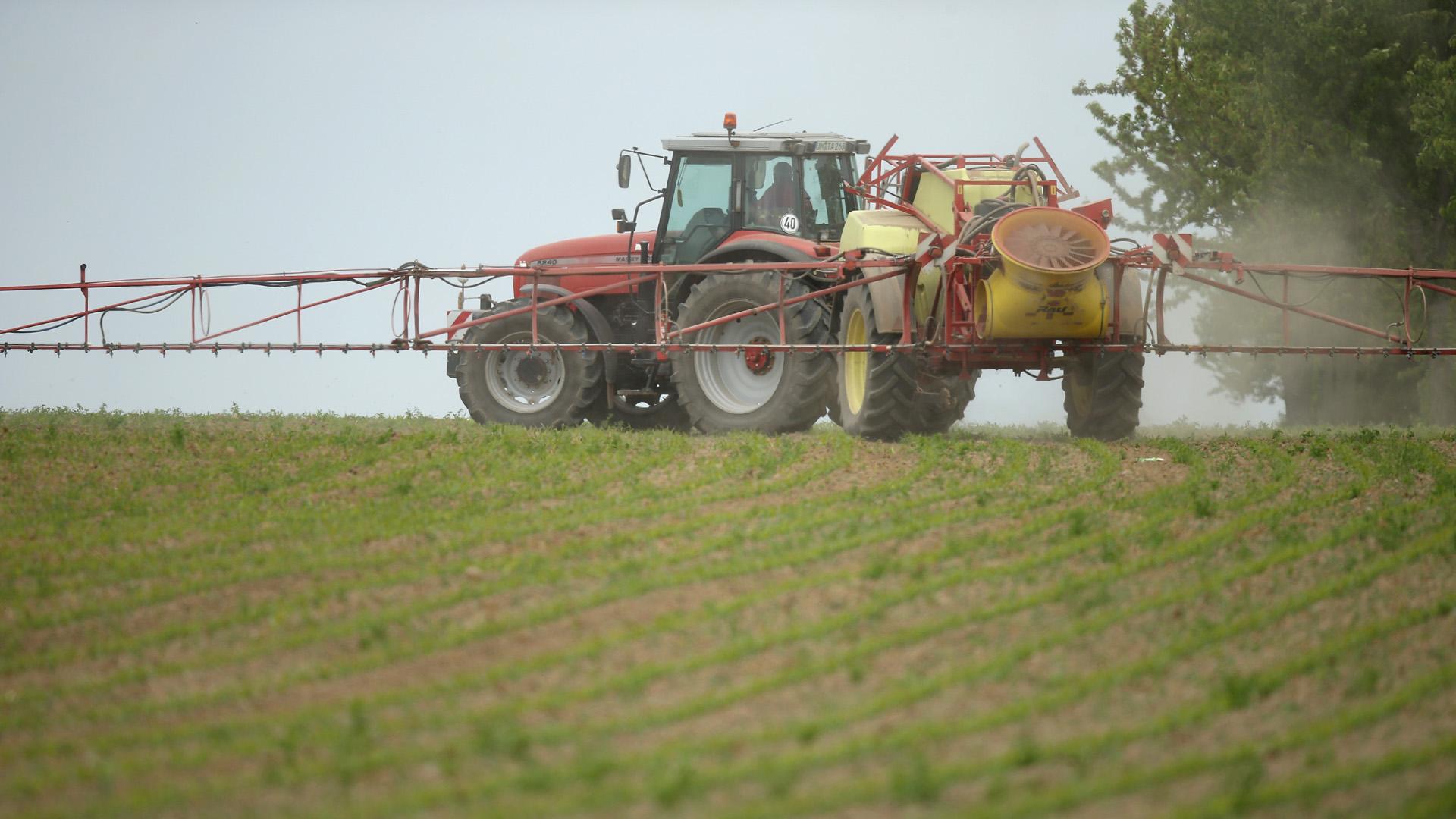 Brussels debate over use of pesticide51634372-159532