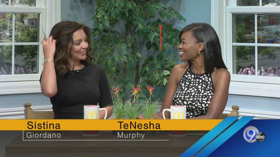 Sistina and TeNesha Talking