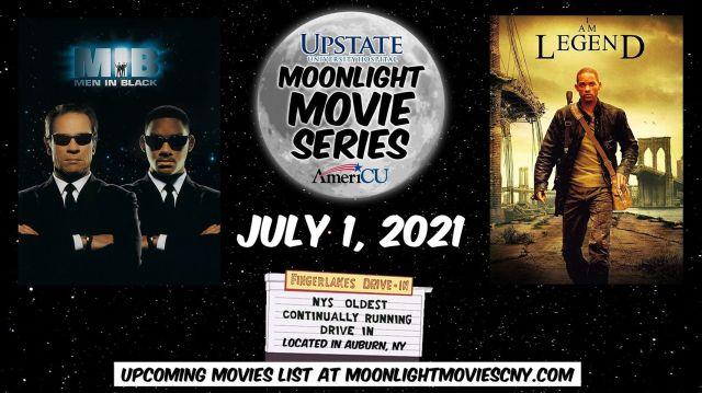 Moonlight Movie Series Returns July 1st