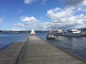 Five Things to Love about Seattle - Water