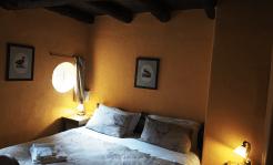 Camera tripla con balcone e bagno privato