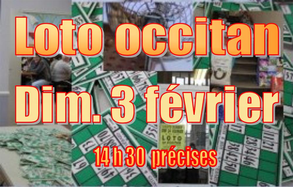 Loto Occitan 2019