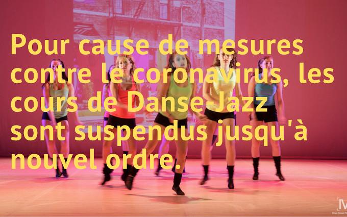 danse-jazz suspendus