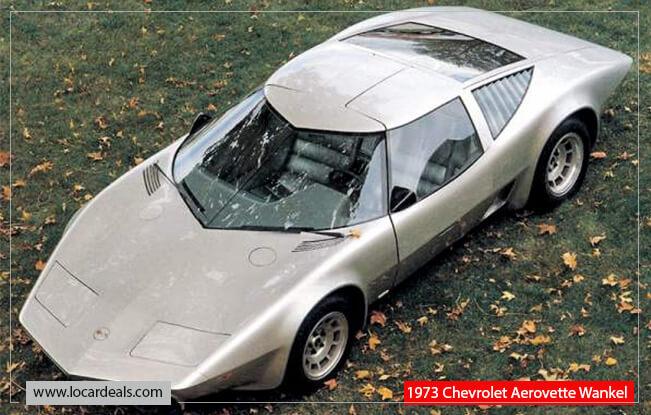 1973 Chevrolet Aerovette Wankel