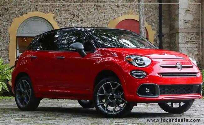 Fiat-500X - The Crossover FIAT