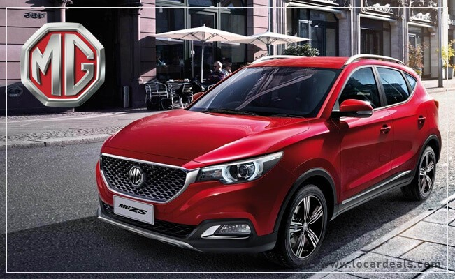 MG car brand that begin with M