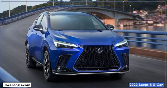 2022 Lexus NX Car Reviews and Specifications, Price