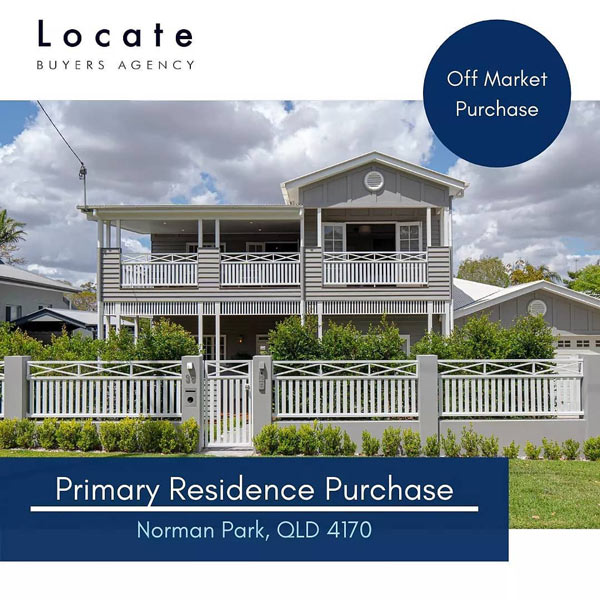 Primary Residence Purchase Norman Park
