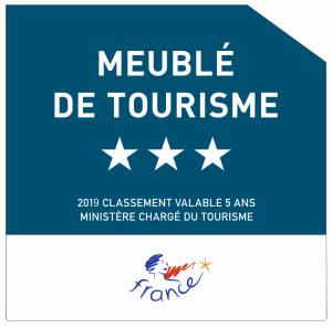 appartement meuble de tourisme 3 étoiles