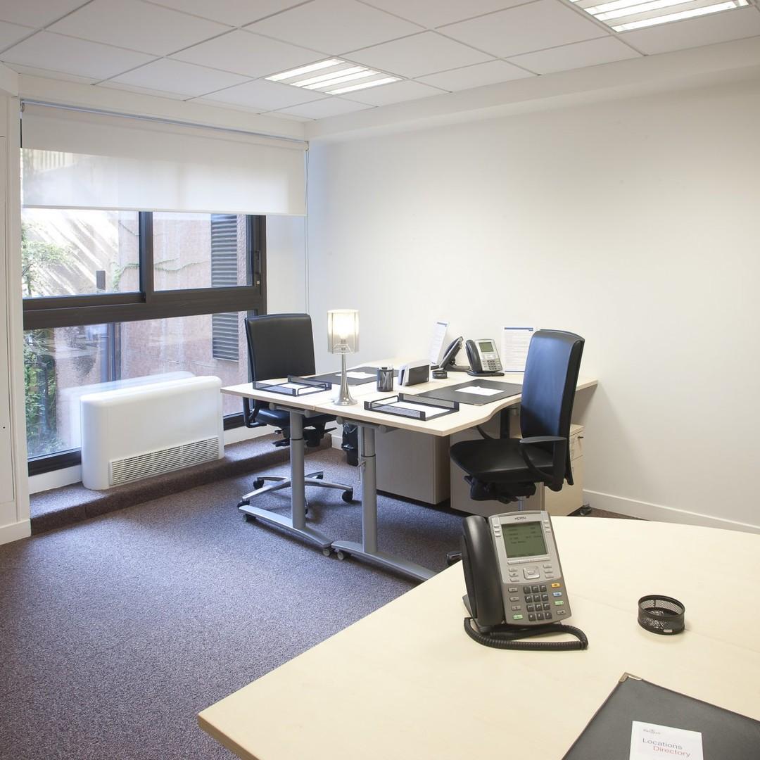 bureaux individuel ou open space