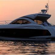 Day cruise yacht Superhawk 34 on the french riviera 11
