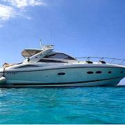 Day cruise yacht Superhawk 34 on the french riviera 10