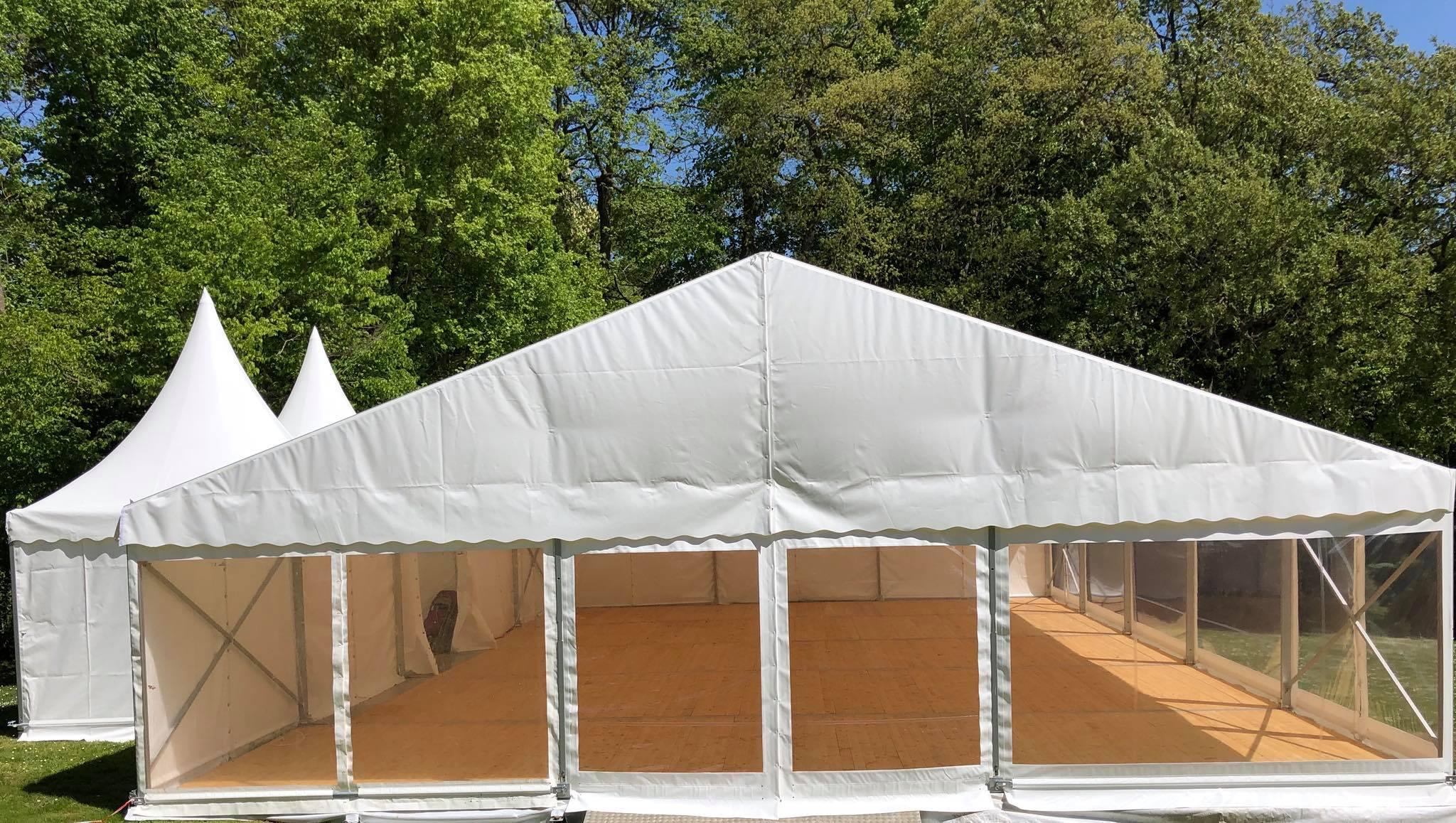 barnum location plancher pour tentes de reception