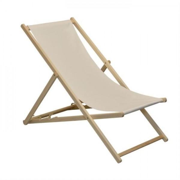 chaise longue transat de plage
